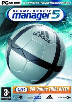 Championship Manager 5 - новости, дата выхода, системные требования, реценз